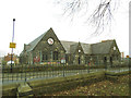 SE2633 : Christ Church Upper Armley C of E VC Primary School by Stephen Craven