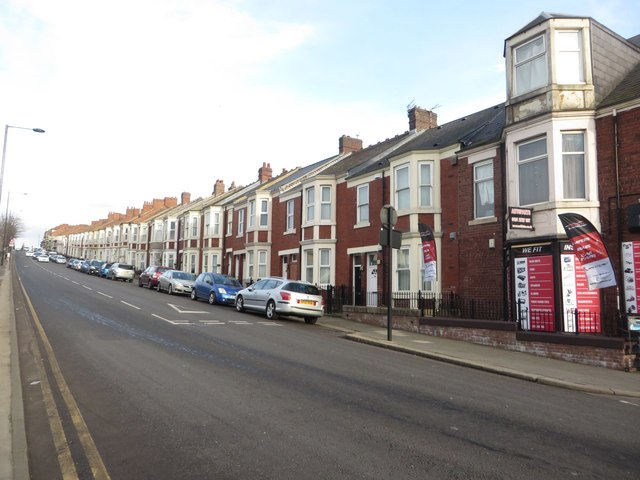 Condercum Road, Newcastle upon Tyne