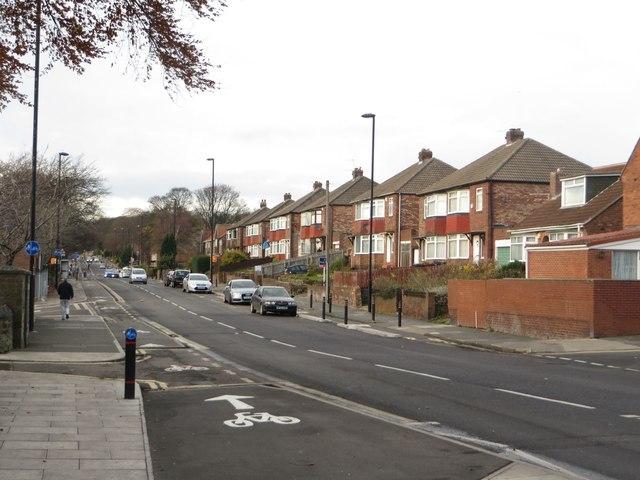 Benwell Lane, Newcastle upon Tyne