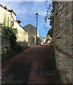 SY6873 : Northeast and uphill on King Street, Fortuneswell, Portland by Robin Stott