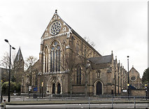TQ2785 : St Dominic's Priory Church, Belsize Park by John Salmon