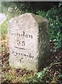 SU7795 : Old Milestone by A Rosevear & J Higgins