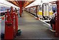SU6200 : Portsmouth Harbour station, 1992 by Ben Brooksbank
