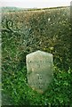 SX2894 : Old Milestone by Ian Thompson