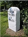 SW7945 : Old Milestone by Ian Thompson
