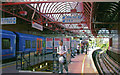 SU6400 : Portsmouth & Southsea station, High Level  platforms, 2008 by Ben Brooksbank