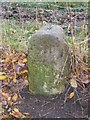 NZ3745 : Old Milestone by the A182, South Hetton by Mike Rayner