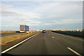 TL0245 : A421 towards Bedford by Robin Webster