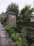 NY3704 : Bridge House Ambleside by Jennifer Petrie