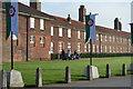 TQ1568 : Barracks, Hampton Court Palace by N Chadwick