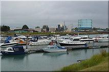 TQ0102 : Marina, Littlehampton by N Chadwick