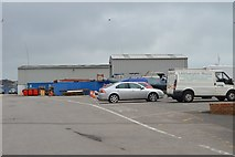 TQ0202 : Car park, Littlehampton Marina by N Chadwick