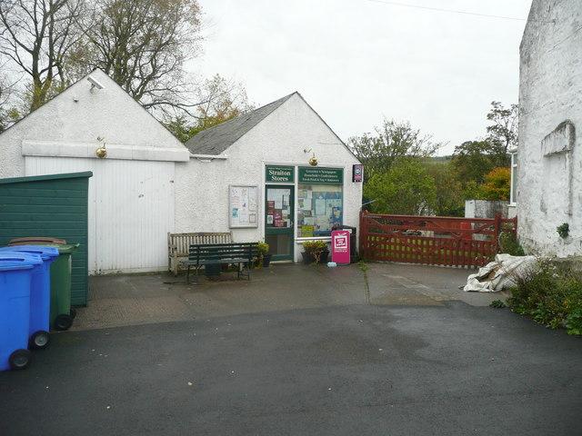 Straiton Stores