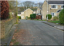 SE0828 : Laurel Bank Close, off Holdsworth Road, Halifax by Humphrey Bolton