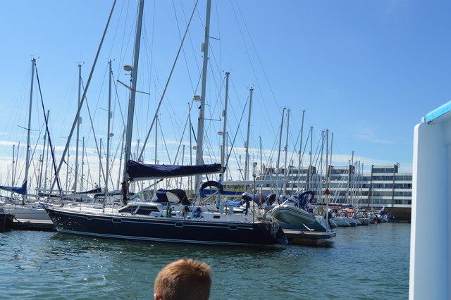 Mayflower Marina
