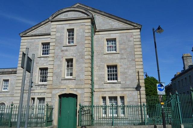 Stonehouse Barracks