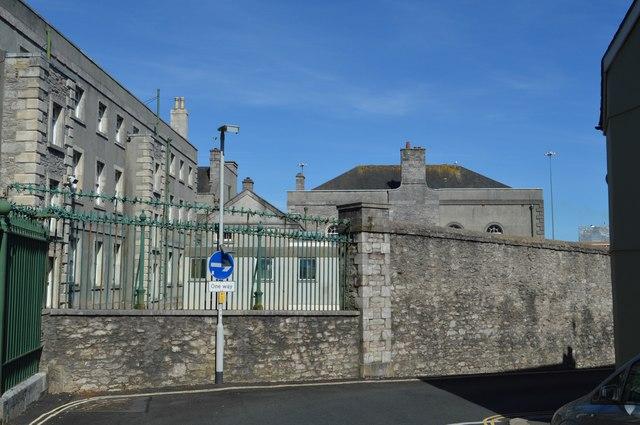 Stonehouse Barracks, South Block