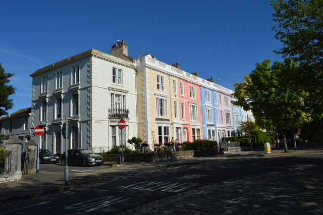 Houses, Durnford St