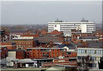 SP0687 : Birmingham city skyline by Roger  Kidd