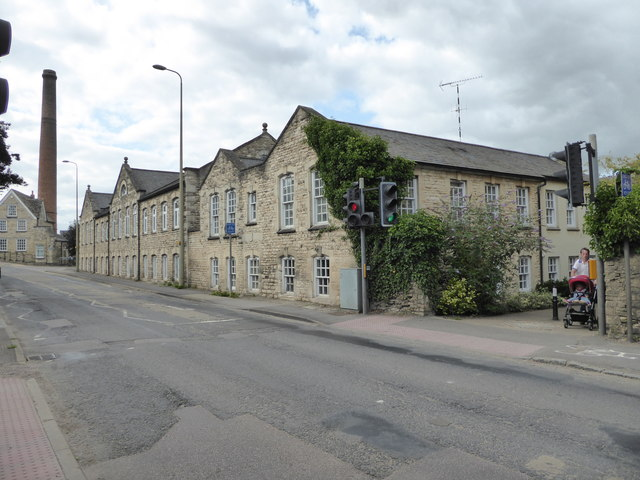 Former blanket Mill, Witney