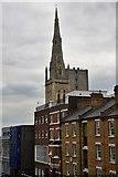TQ3580 : Church spire by N Chadwick