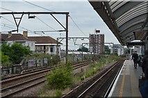 TQ3580 : Shadwell DLR Station by N Chadwick