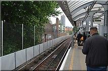 TQ3480 : Shadwell DLR Station by N Chadwick