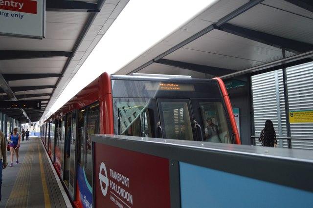 Tower Gateway DLR Station