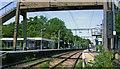 TQ5578 : Purfleet station, 2005 by Ben Brooksbank