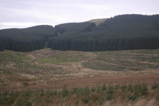 Innerdouny Hill