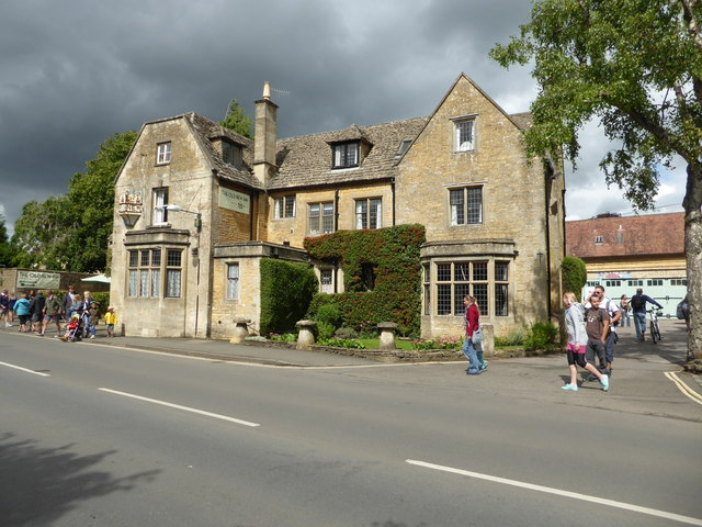 The Old New Inn, Bourton on the Water