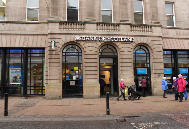 Bank of Scotland, Ayr