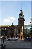 TQ3380 : Church of All Hallows by the Tower by N Chadwick