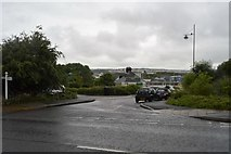 SX4952 : St John's Rd by N Chadwick