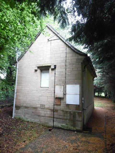 Telephone Exchange, Cowley, Glos (2)