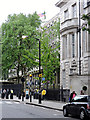 TQ2880 : US Embassy, Grosvenor Square by Thomas Nugent