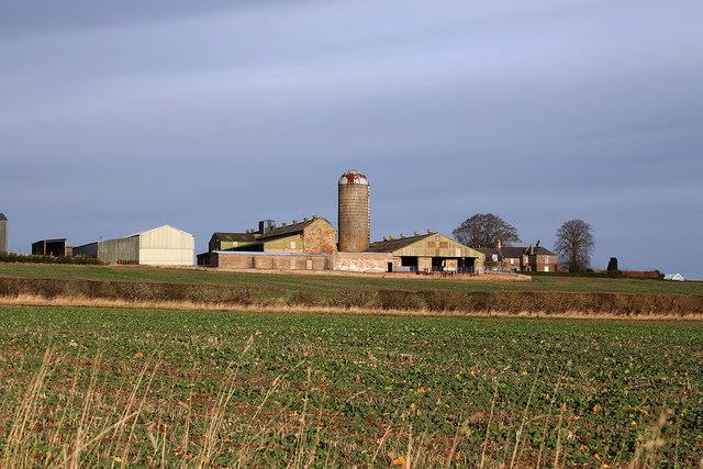 Farmland at Simprim