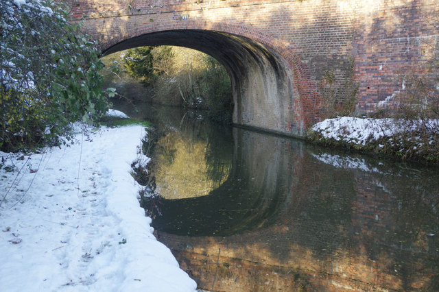 Bridge 44, Oxford Canal