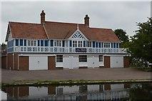 TL4559 : Emmanuel Boathouse by N Chadwick