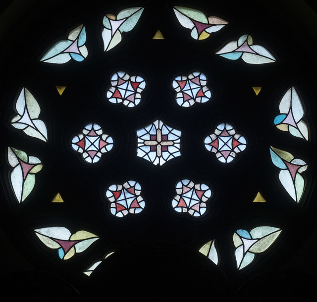 All Hallows Convent Chapel, Ditchingham - Window
