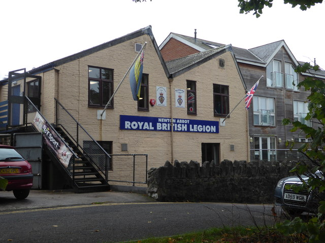Newton Abbot - Royal British Legion