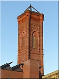 SE2932 : The Giotto Tower, Tower Works by Alan Murray-Rust