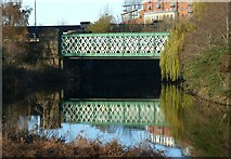 SE2933 : Monk Bridge, Whitehall Road by Alan Murray-Rust