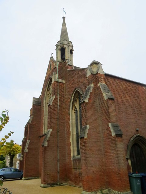 St John the Evangelist Church on Wytham Street