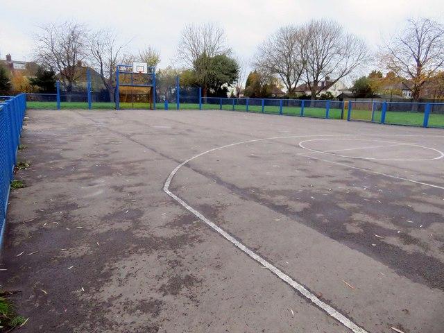 New Hinksey Playground