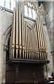 SK7081 : Organ, St Swithun's church, Retford by Julian P Guffogg