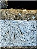 SE2833 : Rivet bench mark, Oddy Locks by Alan Murray-Rust