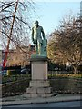 SE2934 : Statue of Sir Peter Fairbairn by Alan Murray-Rust