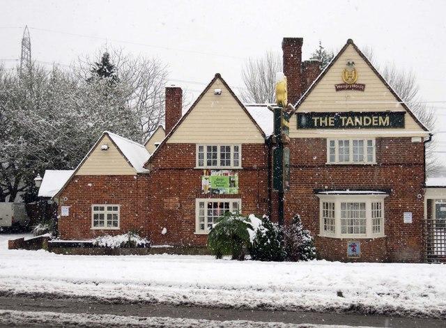 The Tandem in Kennington