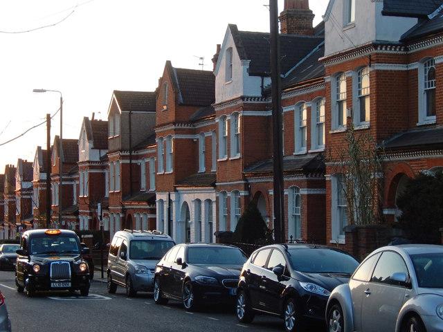 Elmbourne Road, Balham